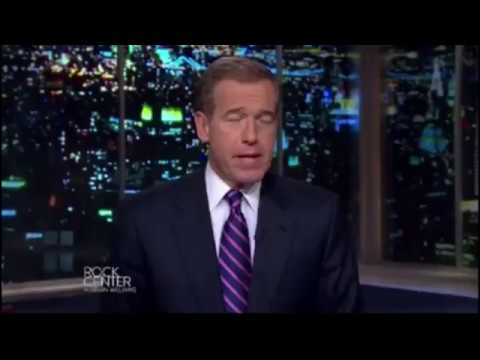 Rapper's Delight by NBC's Brian Williams feat. Lester Holt