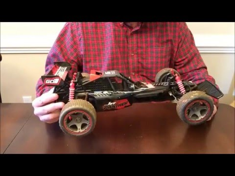 Velocity Toys Jet Panther RC Buggy Review