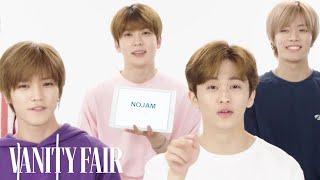 NCT 127 Teaches You Korean Slang | Vanity Fair