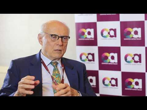 CAF2017 Interview - Eduardo Suplicy (II)