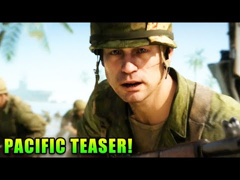 Pacific Is Coming Soon! New Teaser | Battlefield V