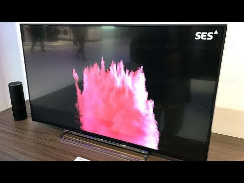Toshiba 55'' 4K Smart TV 55u6763dg Review