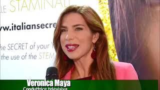 Cosmoprof con Veronica Maya