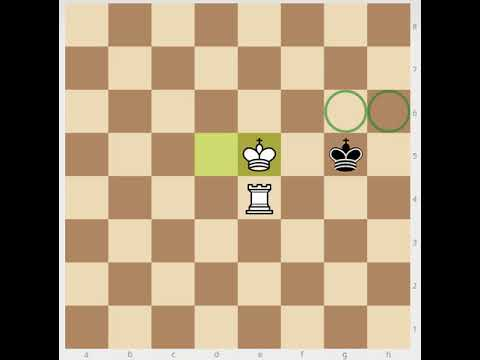 Chess endgame lesson: The Box Method; Winning with King and Rook versus King