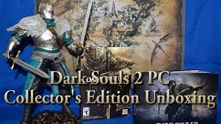 Dark Souls 2 PC Collector's Edition Unboxing
