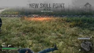 Days Gone Unexpected First Horde Encounter Hard Mode Molotov Spam F Me