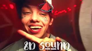 [8Д ЗВУК В НАУШНИКАХ] Lil Xan x Diplo - Color Blind (8D MUSIC) 8Д музыка 3d song surround sound
