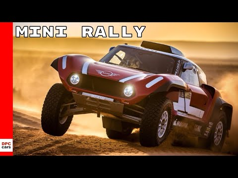 MINI John Cooper Works Buggy And MINI John Cooper Works Rally