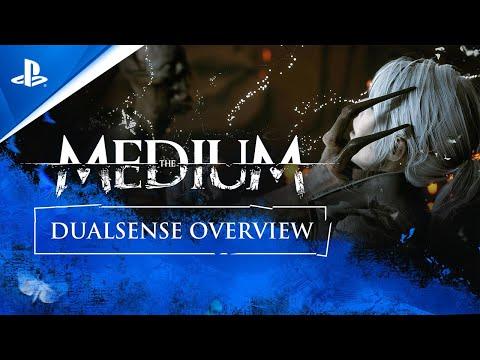 Tour d'horizon des fonctionnalités de la DualSense de The Medium