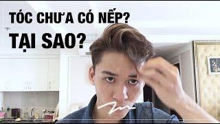 Vuốt tóc mãi nhưng vẫn chưa vào nếp TẠI SAO ? | Tips cho tóc undercut