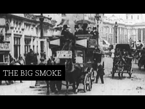 Oude beelden uit Londen