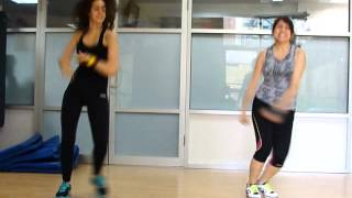 Roxy Fitness - BOOM BOOM by Justice Crew POP