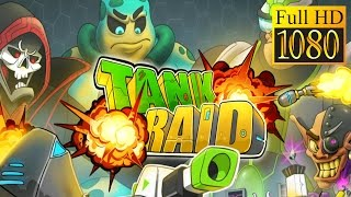 Tank Raid - Online Multiplayer Game Review 1080P Official Wolffun Action