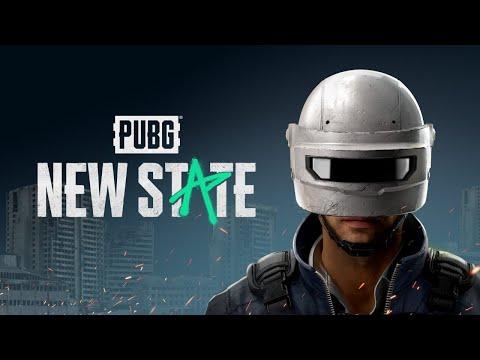 PUBG: NEW STATE   Pre-Order Trailer