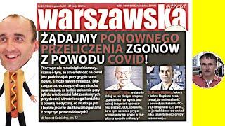 Z.Kękuś PPP 320 Morawiecki oszukuje Polaków w sprawie szczepionki, a Duda mierzy nam temperaturę
