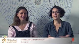 Les extraits du Sommet #015 – Sabine Curci & Anne Monloubou – Supercoop