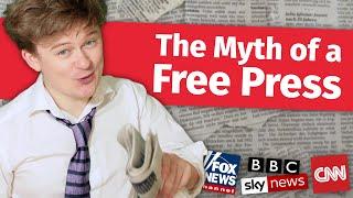 The Myth of a Free Press: Media Bias Explained | Tom Nicholas