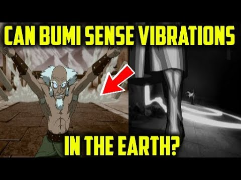 Does Bumi Have Seismic Sense Like Toph? Avatar: The Last Airbender Theory