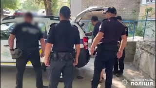 В Николаеве задержали гражданина Грузии, который называл себя «смотрящим» за колониями (видео)