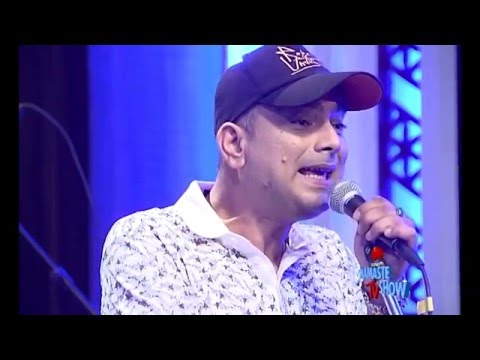 Nabin K Bhattrai-Timile Herda Kasailai LIVE (HUAWEI Namaste TV Show)