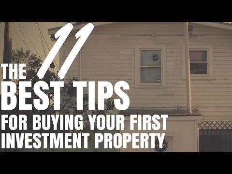 The 11 Best Tips For Buying Your First Investment Property (Ep49)