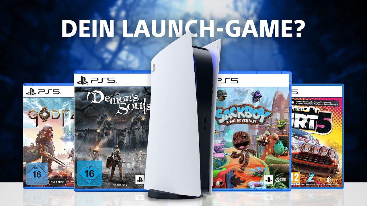 Alle Games, die ihr zum PS5-Launch direkt spielen könnt!