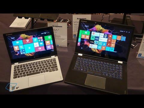 Lenovo Yoga 3 11 und 14 im Hands-On (Deutsch)