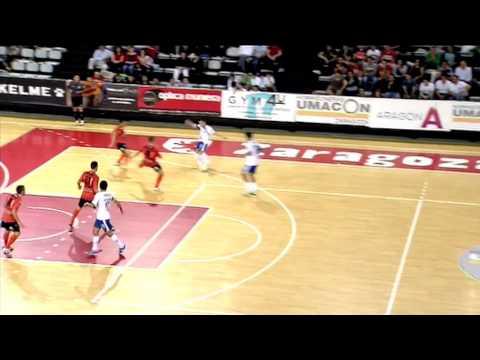 Preview video In Zona 5 & non solo - Jornada 6 -Umacon Zaragoza 3 vs 1 Burela Pescados Ruben