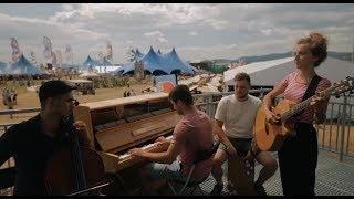Pohoda acoustic session - Heartbeat @ Pohoda Festival 2018