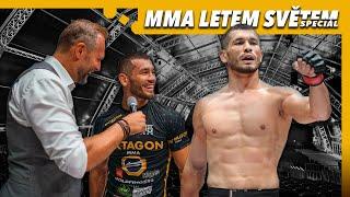 MMA LETEM SVĚTEM SPECIÁL - MACH MURADOV