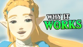 "Breath of the Wild: Zelda's WEIRD ""Smile"" Explained"