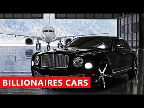 10 Amazing Luxury Cars Only RICH People Can Drive !!!