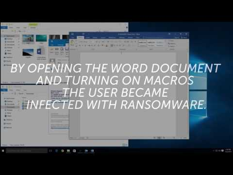 How Do Computers Become Infected With Ransomware?