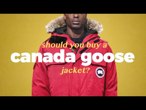 , title : 'The problem with Canada Goose.