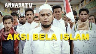AKSI BELA ISLAM  Ustadz Syamsul Arifin Nababan