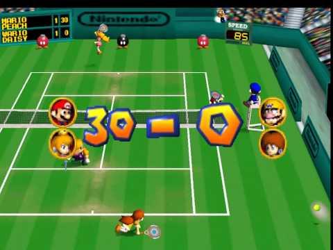 mario tennis nintendo 64 download