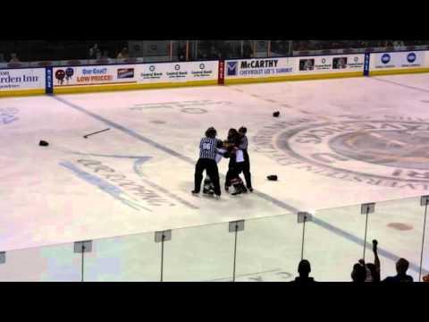 Eric Neilson vs. Emerson Clark