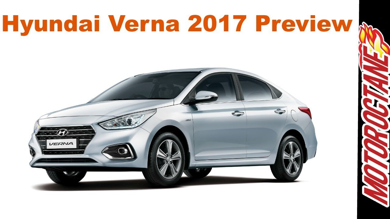 Motoroctane Youtube Video - Hyundai Verna 2017 Preview - EXCLUSIVE Hindi Preview (????? ????? 2017)