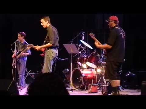 This is a group of my students and I performing Sultans of Swing by Dire Straits at one of my recitals. They nailed it!!!!