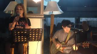 FROM NOW ON - Basia cover by Sesabeth with Mathew on guitar