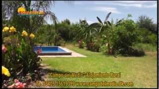 preview picture of video 'Alojamiento Rural Campo Del Medio'