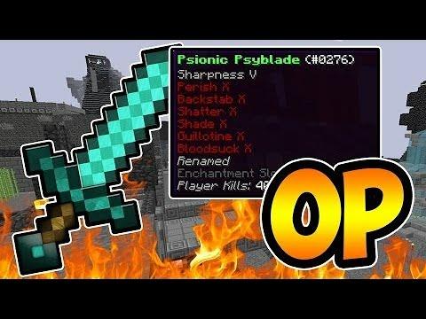 How to get an OP sword in Minecraft PE  (Command Block