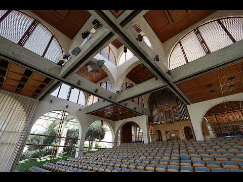 האוניברסיטה המורמונית בירושלים היא לא עוד בניין לימודים רגיל