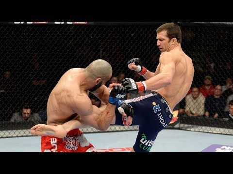 Лучшие нокауты в UFC от удара в корпус / Best Body-Shot Knockouts in UFC