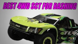 Best RC 4x4 Short Course Truck For Bashing