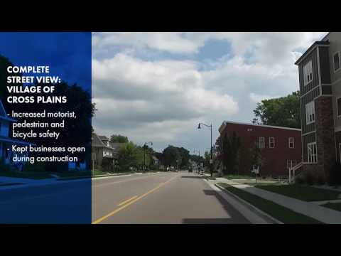 Tour of Main Street Cross Plains
