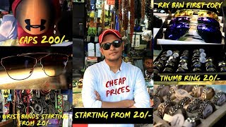 bd6bda18b76 Lucknow Street Shop Branded Caps In Cheap Price Branded Sunglasses Rayban