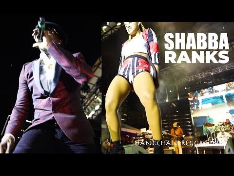 Shabba Ranks in Concert (Miami)