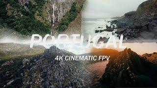 Portugal 4K   Cinematic FPV