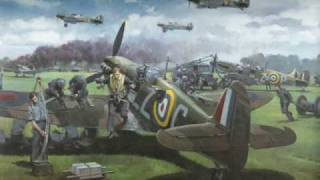Aviation Art - Aircraft Of World War 2
